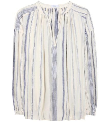 closed female naava cotton top