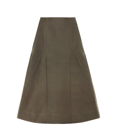 marni female cotton skirt