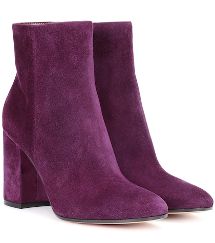 Rolling 85 suede ankle boots