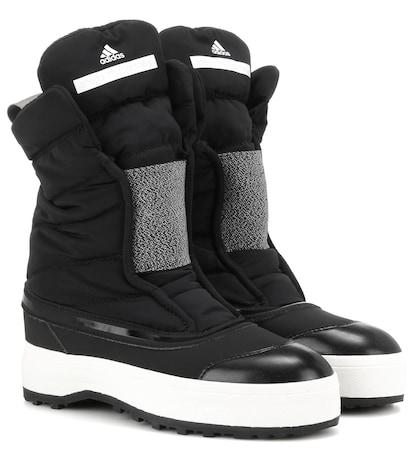 Padded Winter Boots