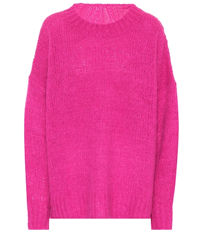 Sayers wool-blend sweater