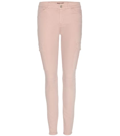 7 for all mankind female the skinny cargo trousers