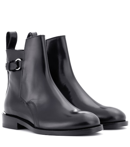 Chana leather ankle boots