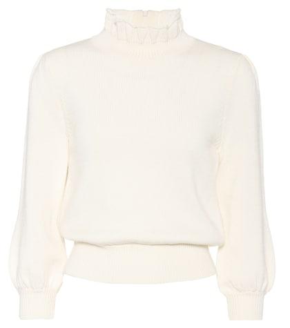 Essential wool sweater