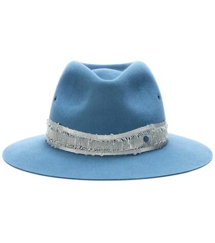 Rico rabbit-felt hat