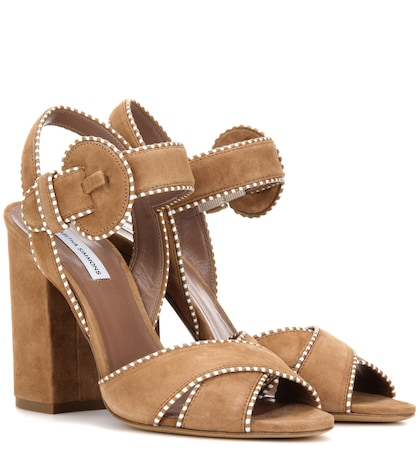 Andres suede sandals