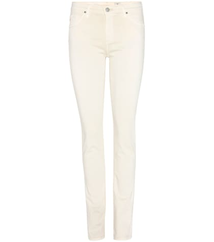 Prima cotton-blend cigarette jeans