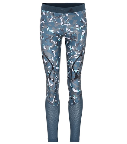 Run Sprintweb camouflage leggings