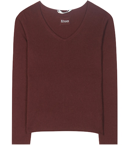 81hours female 250960 cocos cashmere sweater