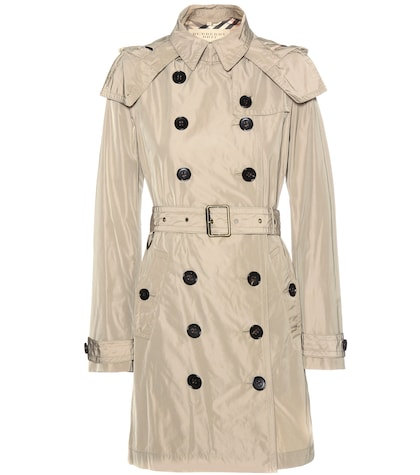 burberry female balmoral trench coat