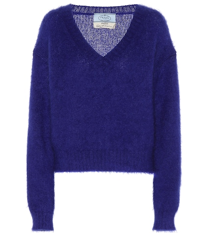 Exclusive to Mytheresa – mohair-blend sweater