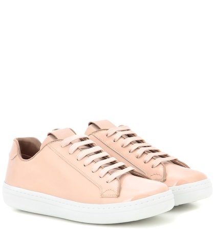 Mirfield Patent Leather Sneakers