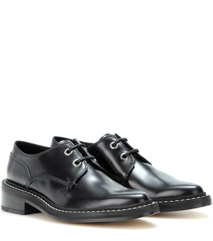 Kenton Leather Derby Shoes
