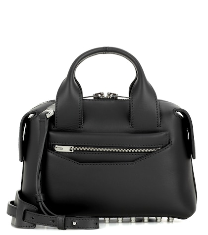 alexander wang female rogue small leather shoulder bag