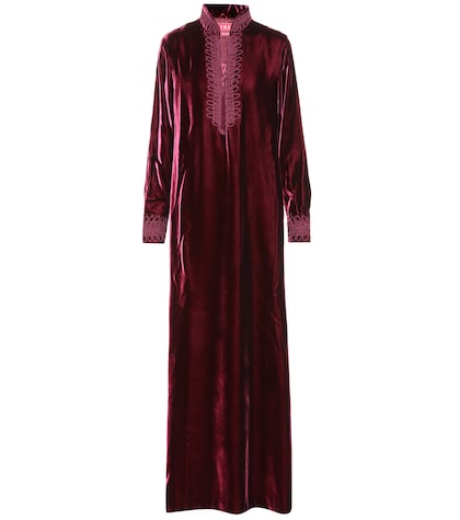 Epione velvet dress