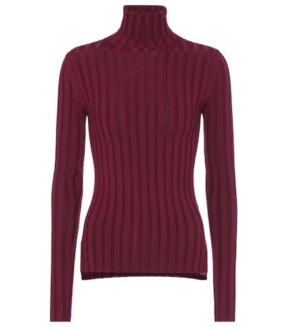 Corina merino wool-blend sweater