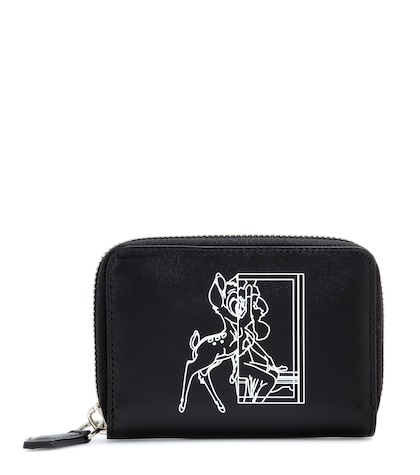 givenchy female iconic print mini wallet