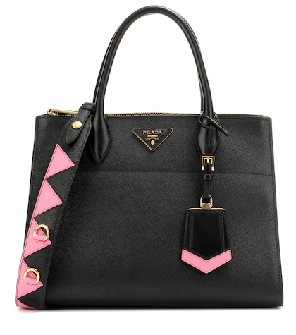 prada female paradigme handbag