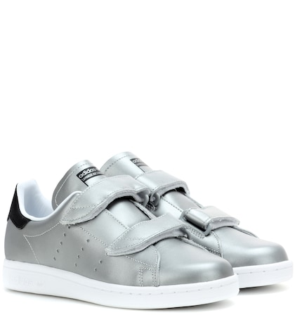 adidas originals female 45900 stan smith fast leather sneakers