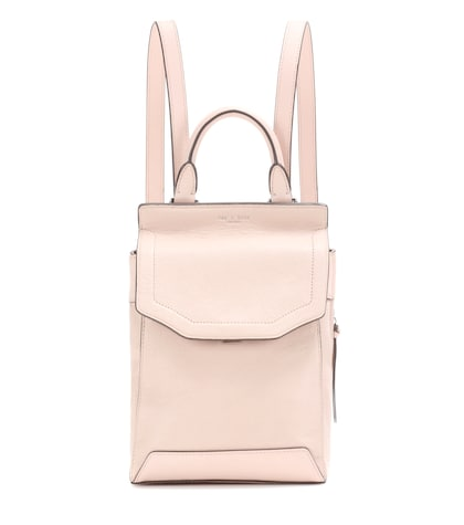 rag bone female small pilot leather backpack