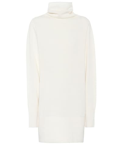 Diali cashmere tunic sweater