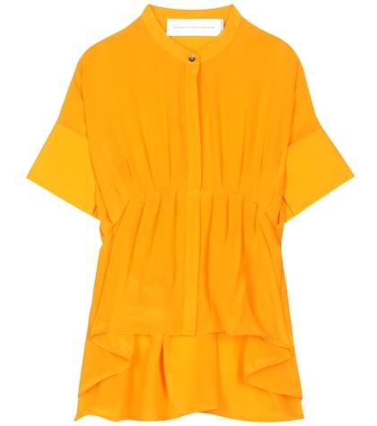 victoria beckham female 240769 cotton shirt