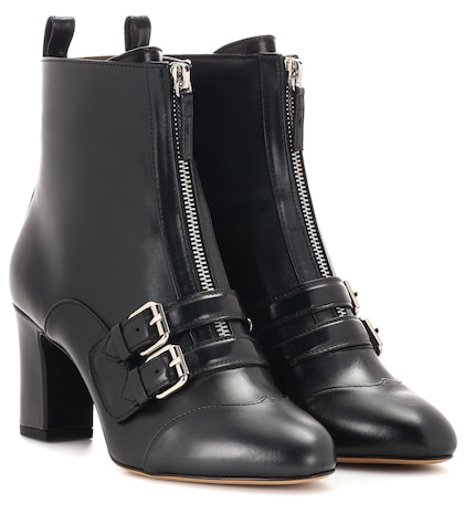 tabitha simmons female axel leather ankle boots