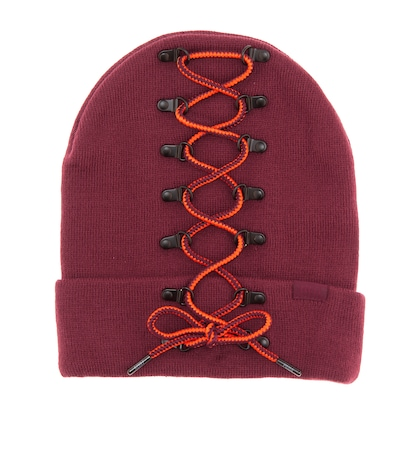 Outdoor embellished beanie