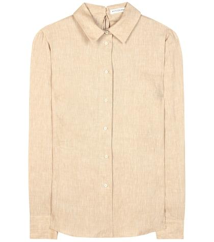 altuzarra female  adams linen shirt