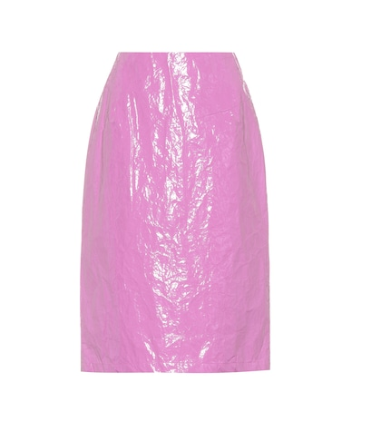 Cyndi pencil skirt