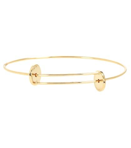 Armband Sliding Drops 18kt Gold Bracelet