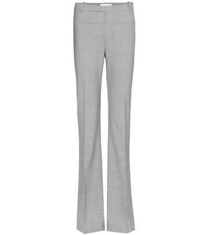 Pantalon en laine Serge