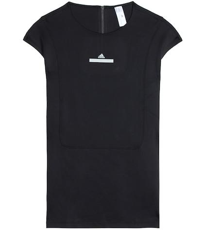 adidas by stella mccartney female run tee tshirt