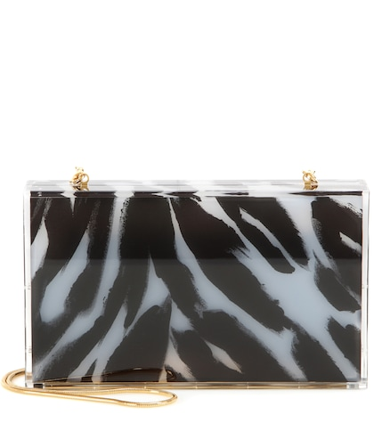 Printed box clutch