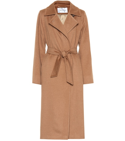3Manuel camel wool coat