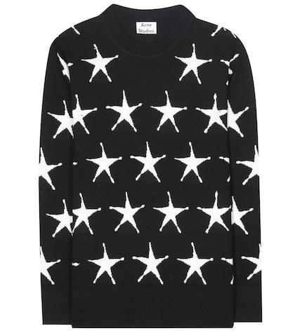 Paima Star Wool Sweater