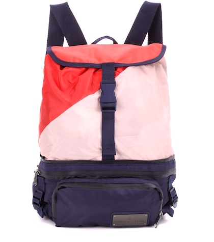 adidas by stella mccartney female run convertible backpack