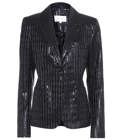 Metallic Striped Jacket