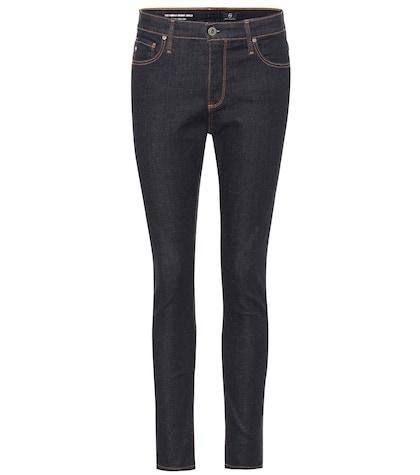 The Farrah skinny jeans