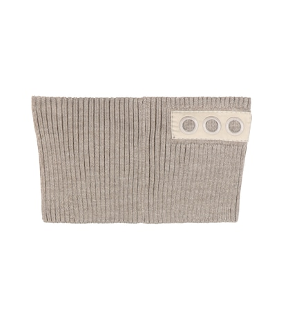 marc jacobs female knitted bandeau