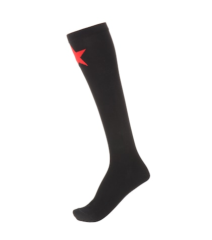 givenchy female kneehigh socks