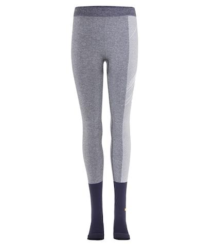 adidas by stella mccartney female yoga seamless tights leggings