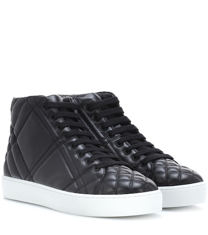 Westford leather sneakers