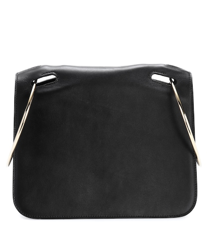 Neneh leather handbag
