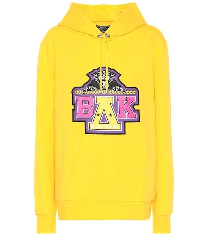 X Beyoncé cotton hoodie