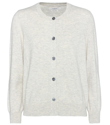 Kailey cotton and wool cardigan