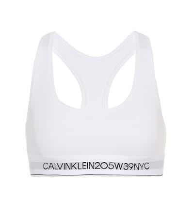 Calvin 205w39nyc wei Calvin Klein top Klein Logo wqxW4tUU5
