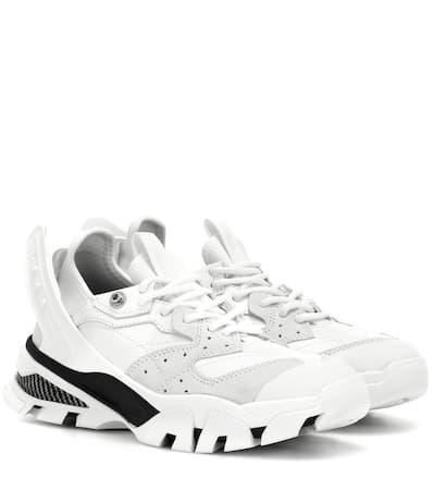 Calvin Carla Sneakers Klein Mit Lederanteil Wei Klein Calvin 205w39nyc rpvrBfq