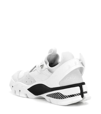 Calvin Calvin Sneakers Mit Klein Klein Wei 205w39nyc Carla Lederanteil 5fOdnBxq