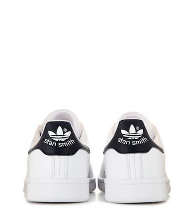 Kern Adidas Originals Ledersneakers Wei Adidas Smith Stan Originals vZvPq